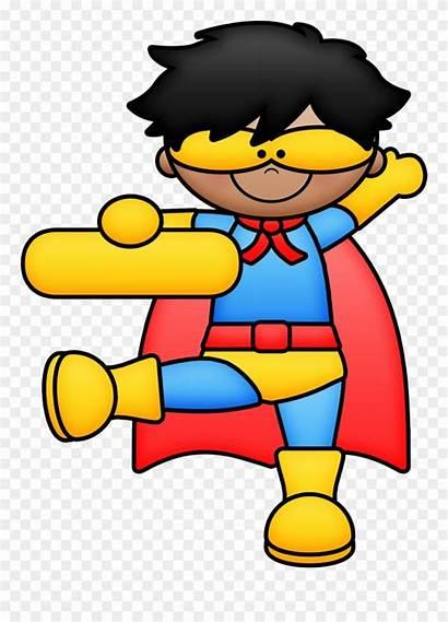 Superhero Math Clipart Clip Mathematics Schools Superheroes