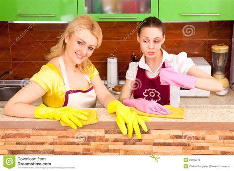 hygi鈩e cuisine nettoyez principalement photos libres de droits image 28985218