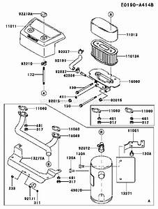 Kohler Wiring   Kohler 25 Hp Throttle Linkage Diagram