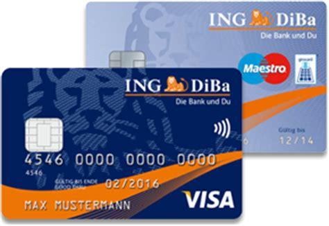 kostenlose kreditkarte mit oder ohne girokonto beantragen