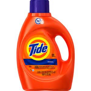 HE Laundry Detergent