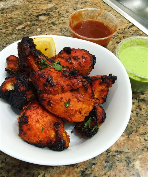 tandoori chicken indianfood