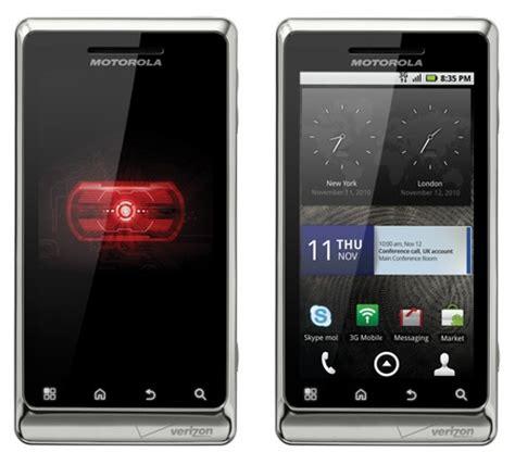 verizon droid phones motorola droid 2 global wifi gps pda android phone verizon