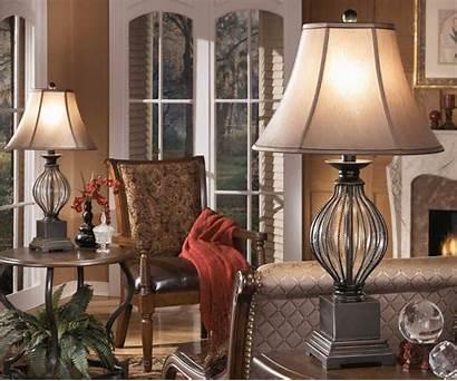 Living Lamps Table Decor Lights Desk Luxury