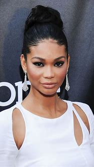 CHANEL IMAN at Dope Opening Night Premiere in New York ...