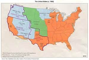 Monroe Doctrine Map