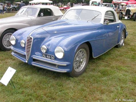 vintage alfa romeo 6c 1939 alfa romeo 6c 2500 super sport alfa romeo
