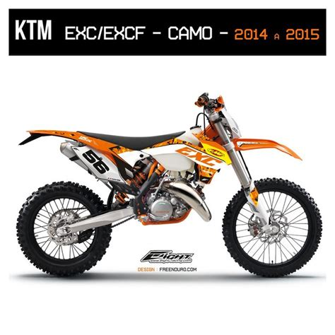 kit deco ktm exc 2008 54 best images about cr 233 ation graphics kit moto on patriots honda and braces