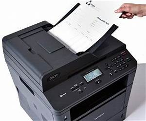 amazoncom brother printer dcp8110dn monochrome printer With brother hl l2380dw document feeder