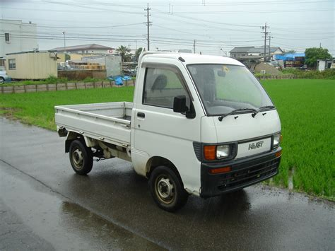 Hijet Mini Truck by Daihatsu Hijet Truck 1995 Used For Sale