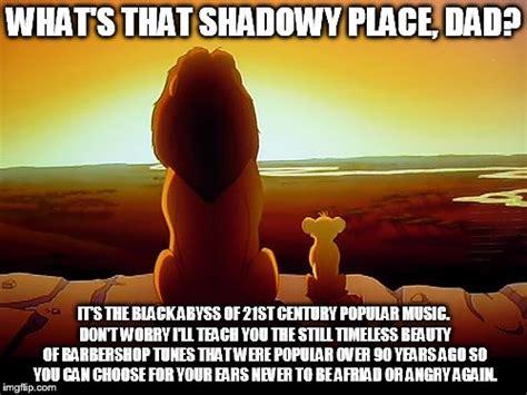 Lion King Meme Blank - lion king shadowy place meme generator 28 images lion king meme generator imgflip meme
