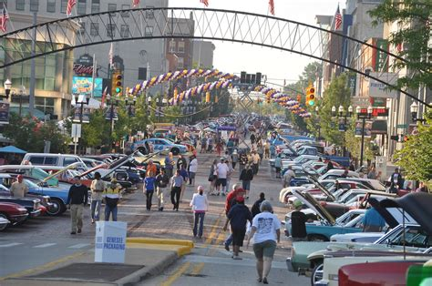 Back to the Bricks 2013 in Downtown Flint Michigan | Flickr