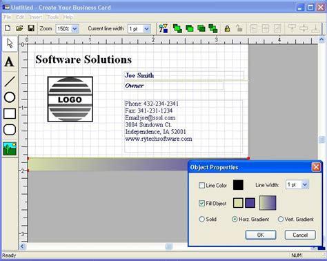 Design Business Cards Software Downloads Design Business