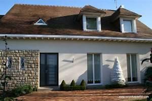 renovation entree maison meilleures images d39inspiration With extension maison en l 18 sas dentree