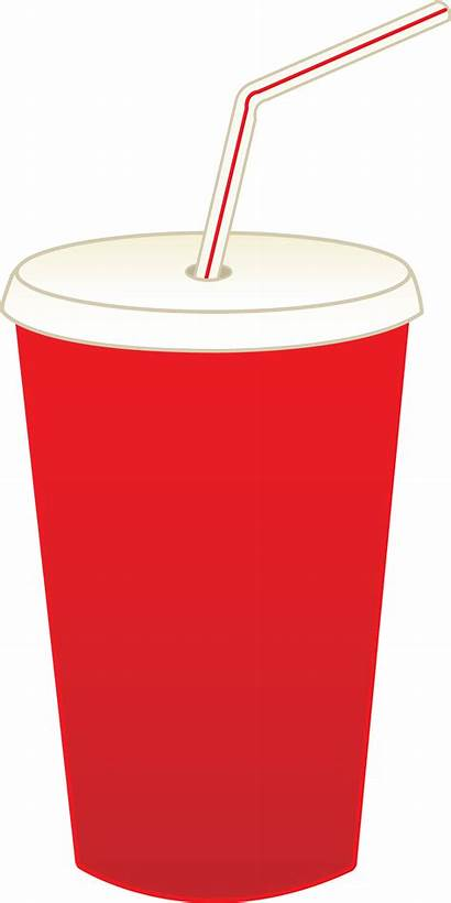 Clipart Cup Drink Library Soda Cliparts Clip