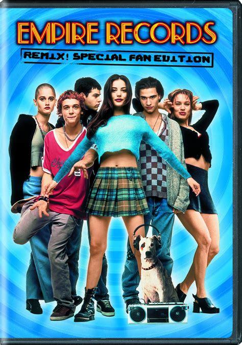 empire records dvd release date