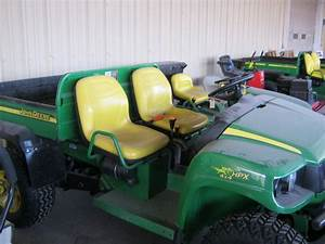 2005 John Deere Hpx 4x4 Atv U0026 39 S And Gators
