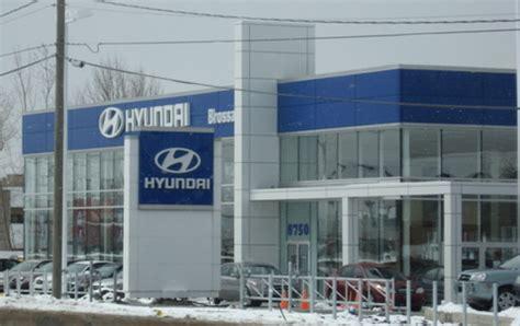Hyundai Brossard, Brossard Qc