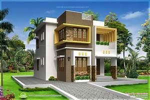 Small, Double, Storied, Contemporary, House, Design