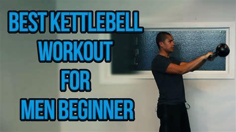 kettlebell workout beginner