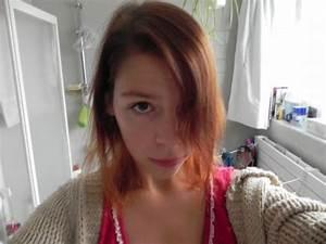 Ombré Hair Cuivré : mon ombr hair cuivr coiffure et coloration ~ Melissatoandfro.com Idées de Décoration