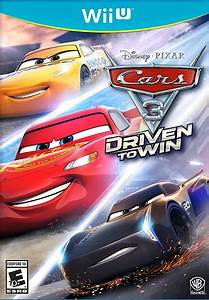 New Games CARS 3 DRIVEN TO WIN PS4 PS3 Xbox One