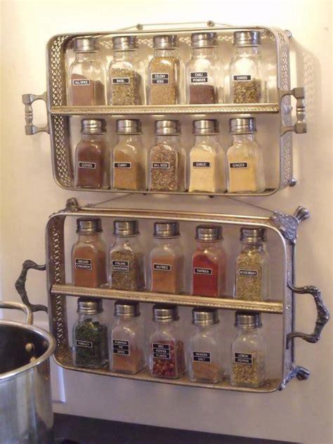 Clever Spice Rack by 15 Creative Spice Storage Ideas Hgtv