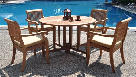 cheap dining room sets should you treat teak patio furniture with teak
