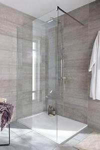carrelage salle de bains faience salle de bains les With tendance deco salle de bain
