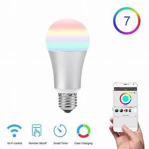 FUNRY WiFi TB Y E27 Smart Bulb Led Light Bulb