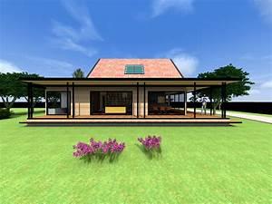 Maison Bois Contemporaine : maison bois contemporaine d 39 architecte feng shui bio ~ Preciouscoupons.com Idées de Décoration
