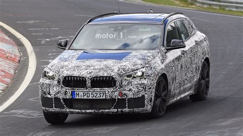 Bmw Spied Riding Low The Nurburgring
