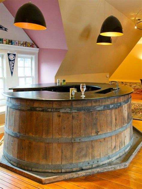 diy basement bar ideas 21 budget friendly cool diy home bar you need in your home Diy Basement Bar Ideas
