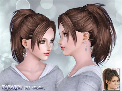 Skysims Hair Adult 145