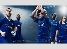 Chelsea 201819 Nike Home Kit Todo Sobre Camisetas