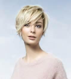 nouvelles coupes de cheveux coupe de cheveux court femme été 2017