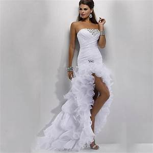 high low beach wedding dresses naf dresses With wedding dresses high low