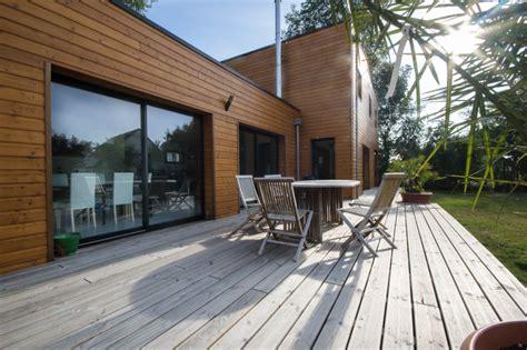 maison en bois calvados construction d une maison en ossature bois 224 ver sur mer calvados maisons d int 233 rieur 224 caen