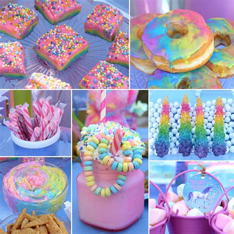 unicorn food party ideas popular party ideas