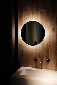 Luminaire Salle De Bain Design : o trouver le meilleur miroir de salle de bain avec clairage ~ Teatrodelosmanantiales.com Idées de Décoration