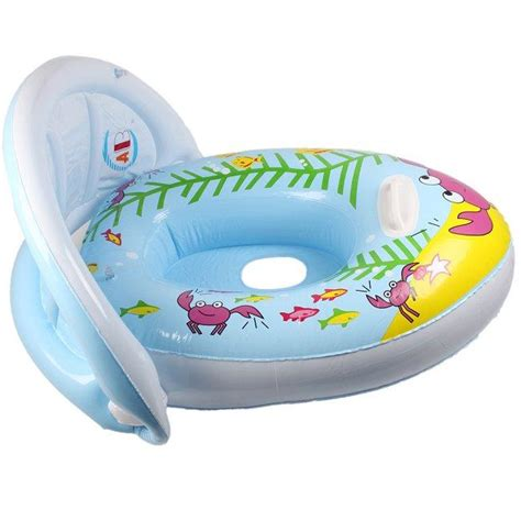 baby toddler s inflatable float safety seat boat swimming