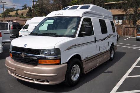 Roadtrek Class B Motorhomes & Travel Vans. Best Prices