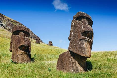 The Mystery Of The Vanishing People Of Easter Island Just