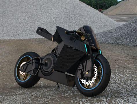 Shavit Electric Sport Motorcycle Features A Very Unique