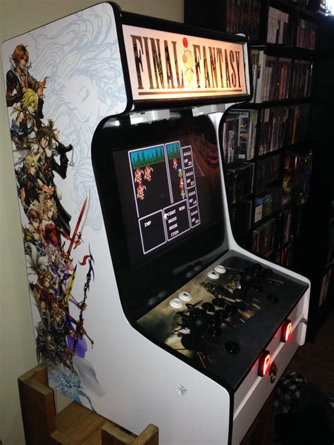Diy Arcade Cabinet Reddit by Steel River Gaming