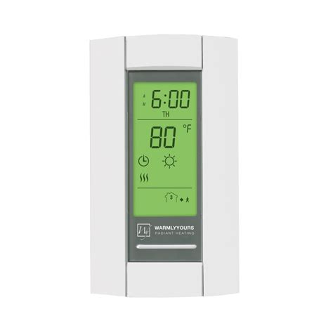warm tiles thermostat gfci tripping warmly yours th115 af ga 08 thermostat smartstat gfci 5ma