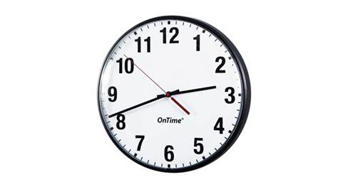 Analog Clocks And Ip Clocks