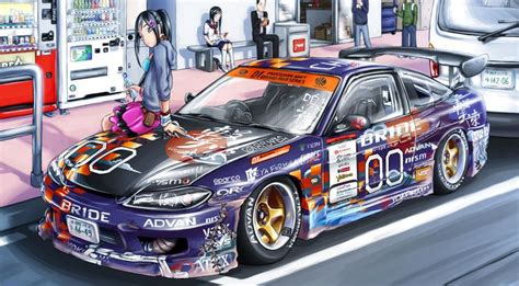 Anime Jdm Wallpaper by Jdm S15 Anime Everything Jdm Jdm And