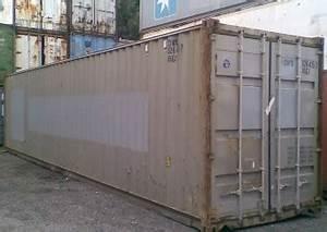 Container Gebraucht Hamburg : gebrauchte container 40 high cube container gebraucht ~ Markanthonyermac.com Haus und Dekorationen