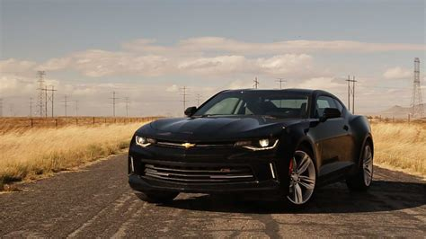 Camaro Reviews by 2016 Chevrolet Camaro Review Autoguide